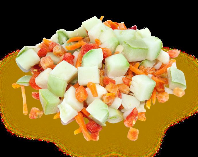 Овощи Лечо